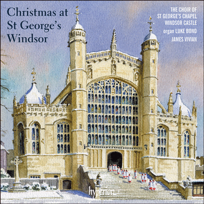 Christmas at St. George's, Windsor
