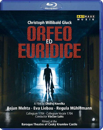 Orfeo ed Euridice (Arthaus Musik 108103)