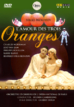 Sergey Prokofiev: L'Amour des trois Oranges (The Love for 3 Oranges)