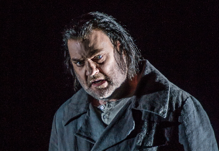 Bryn Terfel as the Dutchman [Photo ROH/Clive Barda]