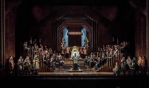 <em>Patience</em>, English Touring Opera
