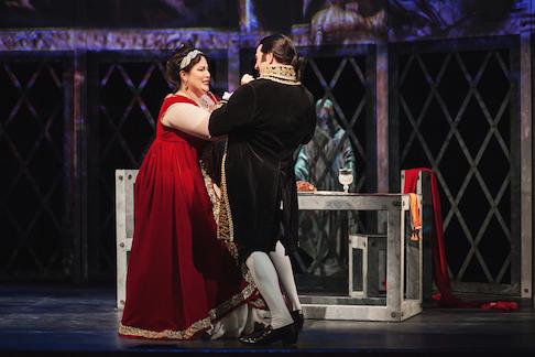 2016 Central City Opera TOSCA Floria Tosca (Alexandra Loutsion) Scarpia (Michael Mayes) Photo Amanda Tipton 48.png