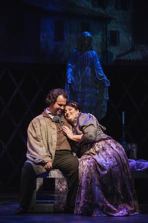 2016 Central City Opera TOSCA Mario Cavaradossi (Jonathan Burton) Tosca (Alexandra Loutsion) Photo Amanda Tipton 09.png