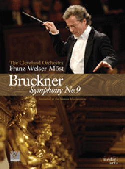 Anton Bruckner: Symphony no. 9 in D minor
