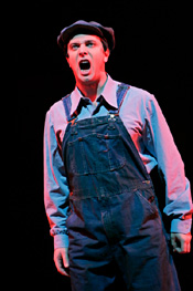 Tom Joad: Brian Leerhuber in Minnesota Opera — The Grapes of Wrath