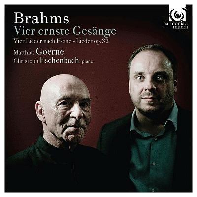 Johannes Brahms : Vier ernste Gesänge