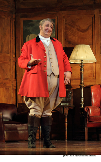 Ambrogio Maestri as Falstaff [Photo © ROH/Catherine Ashmore]