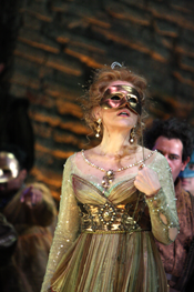 Renée Fleming as Lucrezia Borgia [Photo by Karin Cooper]