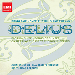 Frederick Delius: Brigg Fair and other works