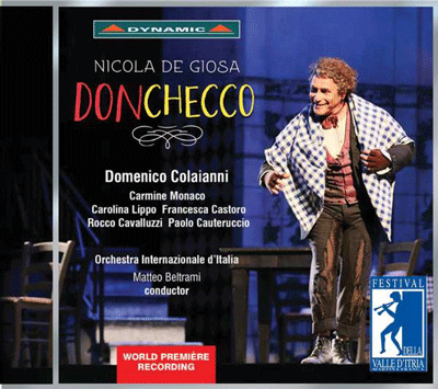 Nicola De Giosa: <em>Don Checco</em>
