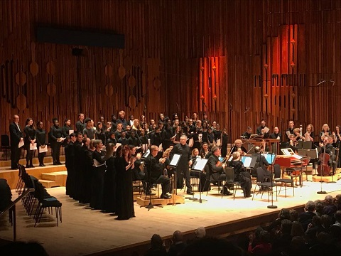 <em>Messiah</em>, Academy of Ancient Music, Barbican Hall