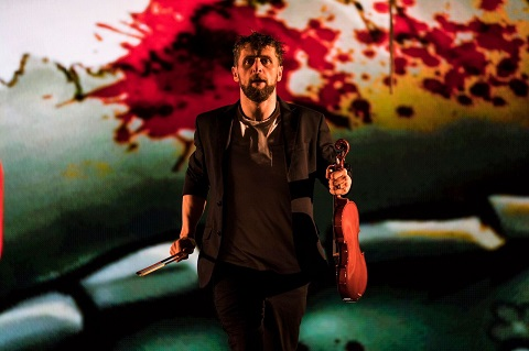 <em>The Second Violinist</em> by Donnacha Dennehy and Enda Walsh, Barbican Theatre, 6th September 2018