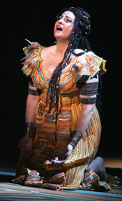 Claire Rutter as Aida