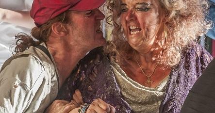 Alan Oke (Rookie), Susan Bickley (Carmen) credit John Snelling.jpg