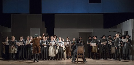 <em>The Marriage of Figaro</em>: English National Opera, London Coliseum