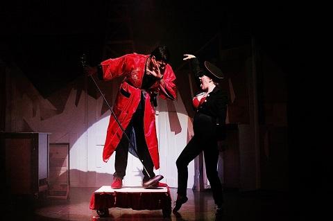 <em>Collision</em>, Spectra Ensemble at the Arcola Theatre