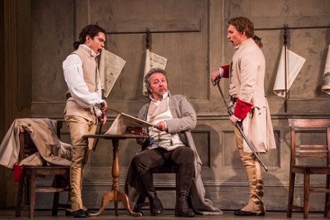 <em>Così fan tutte</em>, Glyndebourne Touring Opera at the Marlowe Theatre