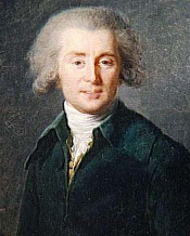 Portrait of Andr Ernest Modeste Grtry (1741-1813) by Elisabeth Vige-Lebrun (1785)