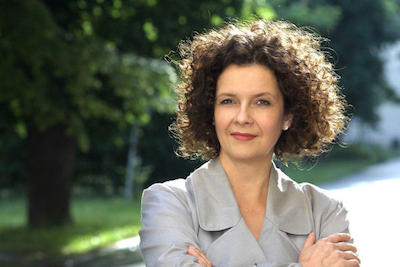 Angelika Kirchschlager [Photo © Nikolaus Karlinsky]