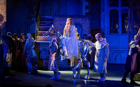 Opera Today Mascagnis Isabeau Rides Again At Investec Opera