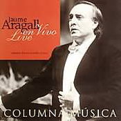Jaume Aragall en Vivo