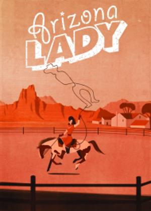 Arizona Lady Poster