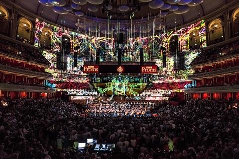 BBC Proms 2018, First Night, BBC Symphony Orchestra under Sakari Oramo