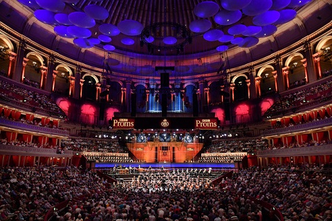 Prom 67: Mahler's Third Symphony - Boston Symphony Orchestra conducted by Andris Nelsons