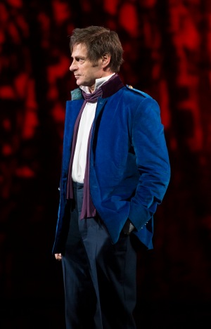 Simon Keenlyside As Eugene Onegin [Photo © ROH / Bill Cooper]