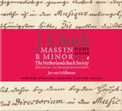 J. S. Bach.  Mass in B Minor