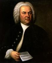 J. S. Bach by Elias Gottlob Haussmann (1748)