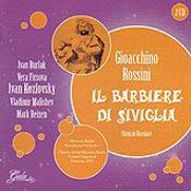 Gioacchino Rossini: Il Barbiere di Siviglia (Sung in Russian)