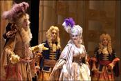 Pascal Bertin, Damien Guillon and Brigitte Hool (Copyright Nice Opera)
