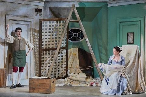 <em>Le nozze di Figaro</em>, Garsington Opera