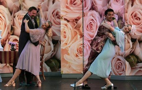 Isouard's Cinderella, Bampton Classical Opera 2018