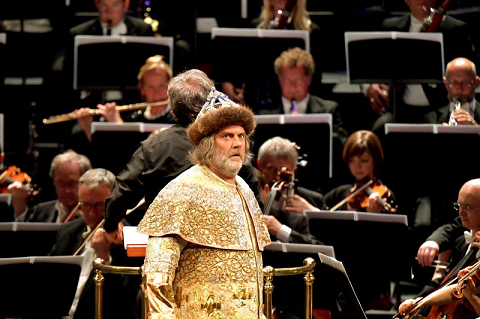 Opera Today Prom 2 Boris Godunov Roh