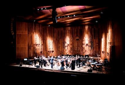 Britten Sinfonia [Photo © Thomas Skovsende]