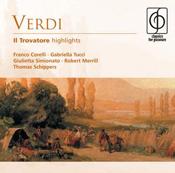 Giuseppe Verdi: Il Trovatore (highlights)