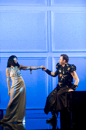 Elena de la Merced & Andreas Scholl (Photo copyright Opéra de Lausanne)