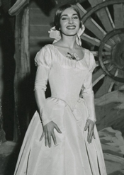 Maria Callas as Amina