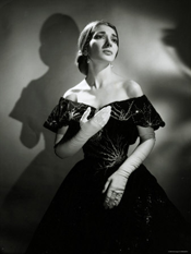 Maria Callas as Violetta (La Traviata)