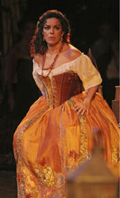 Nancy Fabiola Herrera as Carmen