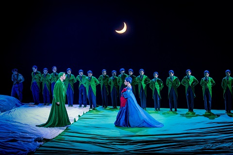 Robert Carson's <em>A Midsummer Night's Dream</em> at English National Opera