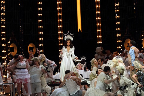 <em>La traviata</em>, English National Opera