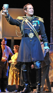 David Pittsinger as Don Giovanni [Photo by Gaston de Cardenas courtesy of Florida Grand Opera]