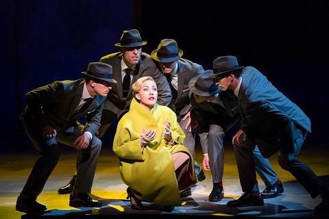 <em>Marnie</em>, English National Opera