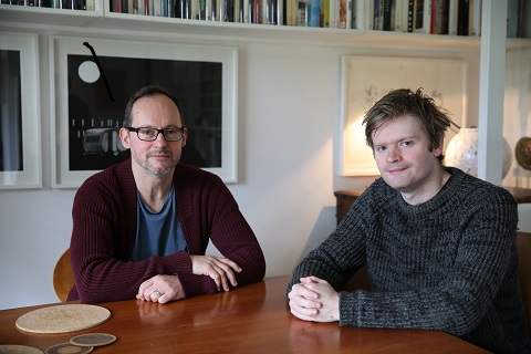 David Sawer composer  & Rory Mullarkey librettist .jpg