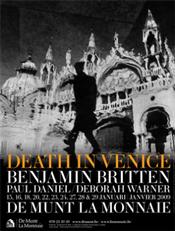 Death in Venice [La Monnaie/De Munt]