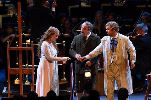 <em>Pelléas et Mélisande</em>, Glyndebourne Festival Opera at the BBC Proms