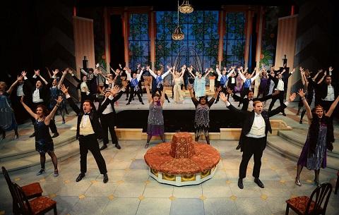 <em>Die Fledermaus</em>, Des Moines Metro Opera